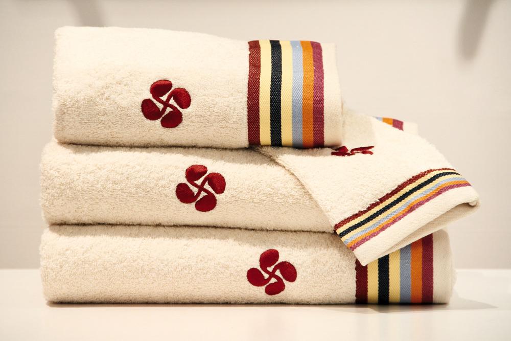 coffrets cadeaux serviettes de bains gant – beige