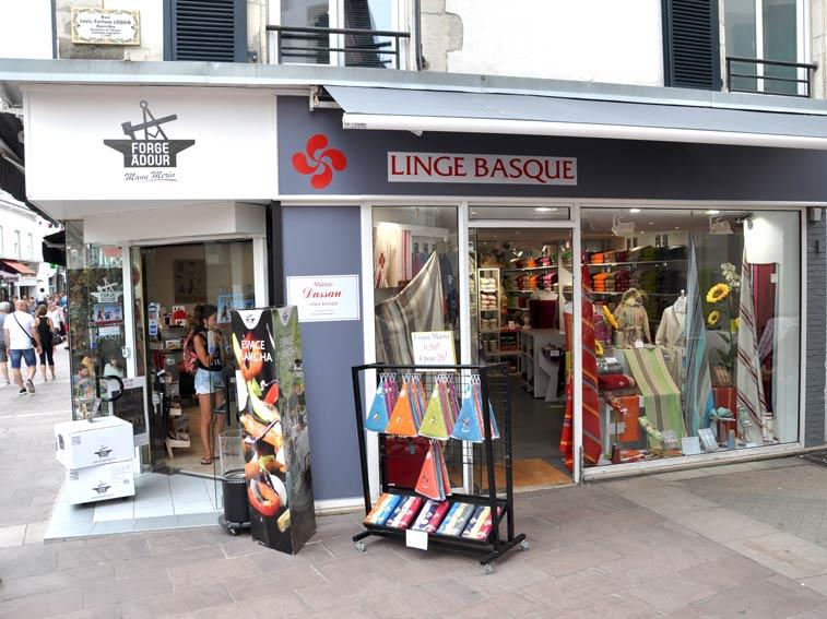 boutique-linge-asque-maison-dussau-saint-jean-de-luz