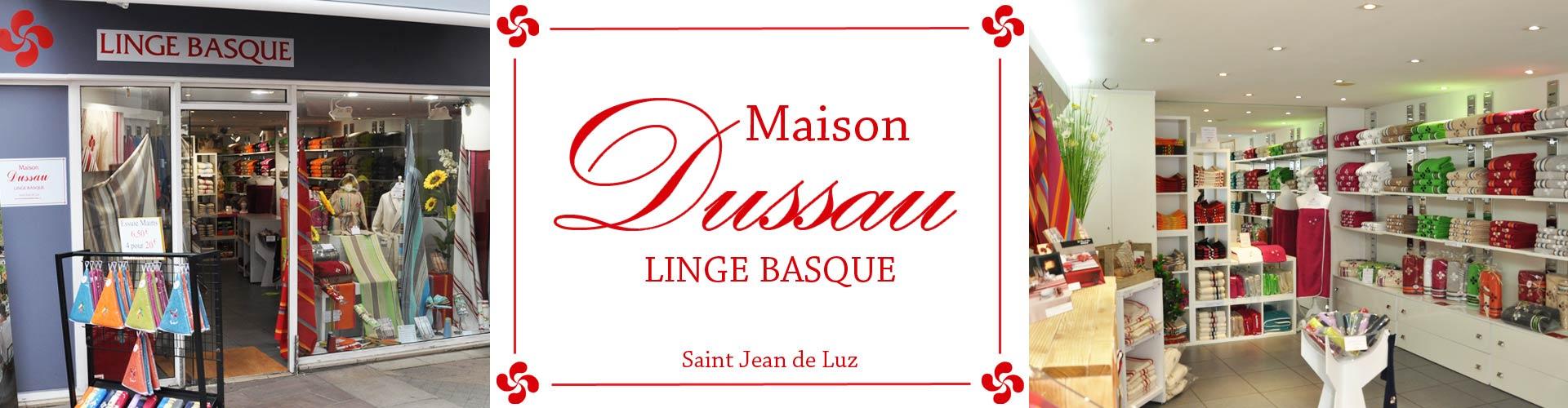 accueil-maison-dussau-linge-basque-saint-jean-de-luz
